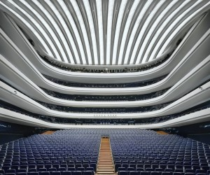 Opera Houses Interiors From Around the World