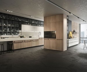 Opera: Timeless Italian Kitchen Wrapped in Contemporary Elegance