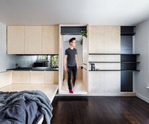 Optimal Interior Design for a 28 sqm Micro Apartment in Melbourne