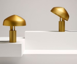 Ora Desk Lamp by Ross Gardam