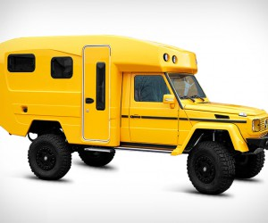 Orangework Expedition Vehicle