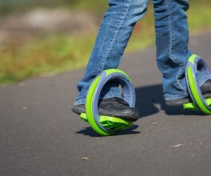 Orbitwheels: Scoot Around In Fancy Wheels