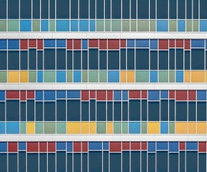 Order From Urban Chaos: Abstract Facades by Zoe Wetherall