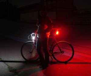 Orfos Flare Bicycle Lights