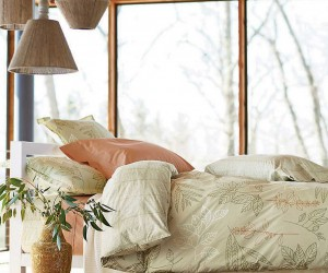 Organic Bedding Options to Give You Sweet Green Dreams