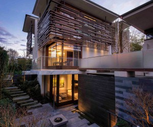 Oriental Inspiration Finds Space Inside this Lavish Vancouver Residence