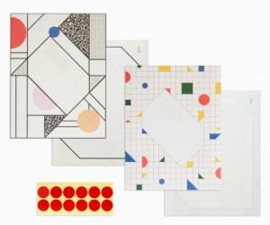 Origami Letter Set