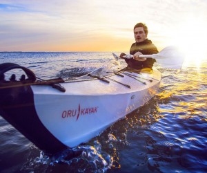 Oru Kayak: The Origami Folding Boat