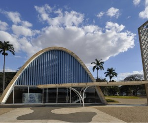 Oscar Niemeyer: King of the Curve