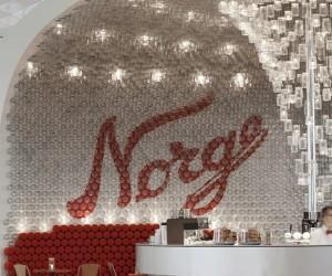 Oslo Airportss New Norgesglasset by Snhetta
