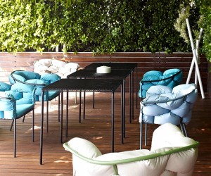 Outdoor Furniture by Ligne Roset