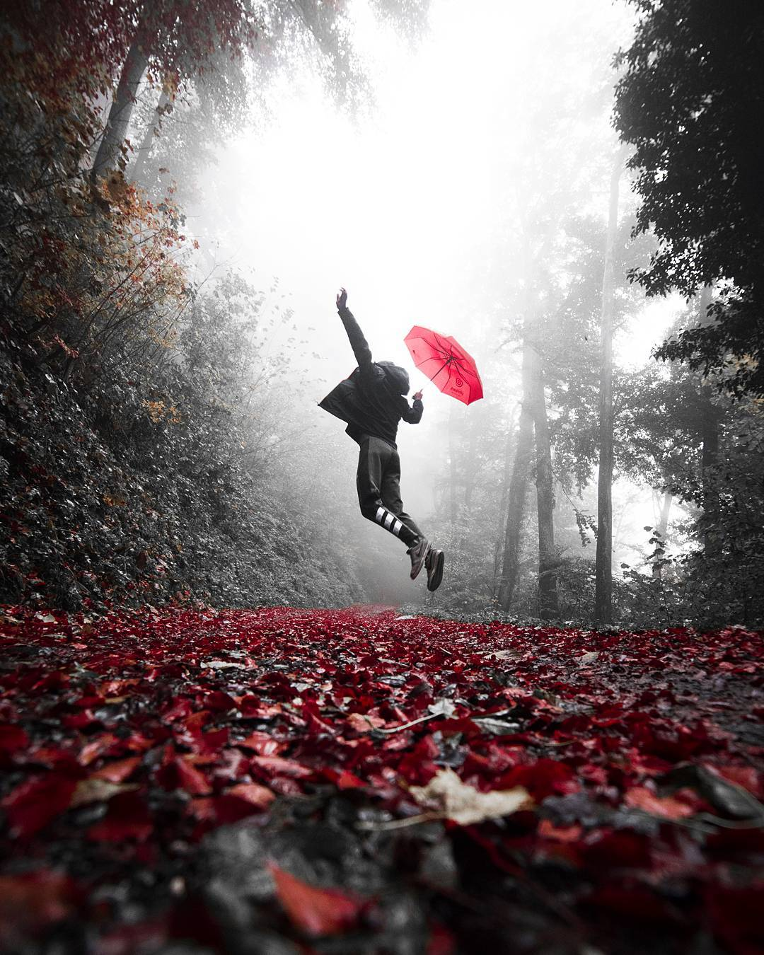 Outdoor Portrait Photography By Andri Laukas