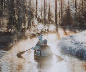 Outdoors Finland: Stunning Adventure Photography by Julia Kivel