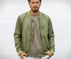 Outerknown Evolution Flight Jacket