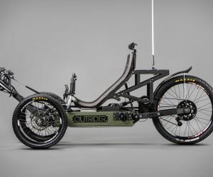 Outrider Electric Adventure Vehicle