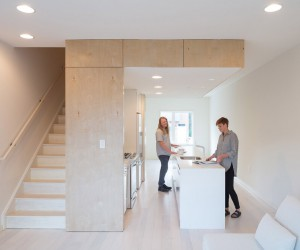 Outside-In House in Philadelphia by ISA  Interface Studio Architects