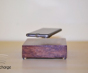 OvRcharge Levitating Wireless Charger