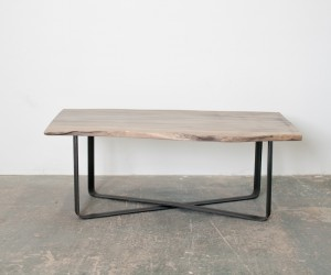 Oxidized Maple Coffee Table by Dylan Design Co.