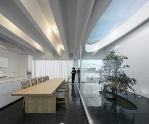P House by Ricardo Silva Carvalho Arquitectos