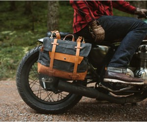 Pack Animal Motorcycle Saddlebags