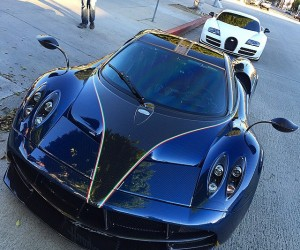 Pagani Huayra 730S 1 of 1 Close-up Detail Video