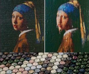 Paint-Injected Bubble Wrap Interpretations  Impressions.