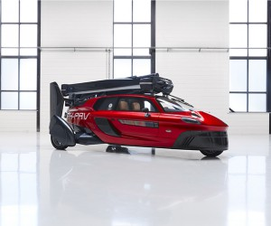 Pal-V Unveils Worlds First Commercial Flying Car