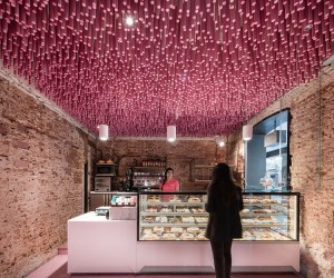 Pan y Pasteles Madrid by Ideo Arquitectura