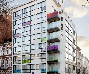 Pantone Hotel: Add Radiant Color to Your Stay in Brussels
