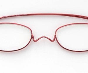 Paper Glass: 2mm Reading Glasses