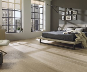 Par-Ker, Easy Living: Ceramic Parquet Design Making Life Easier