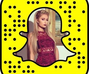 Paris Hilton Snapchat