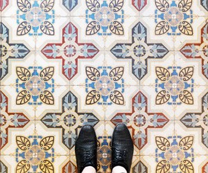 Parisian Floors Project by Sebastian Erras