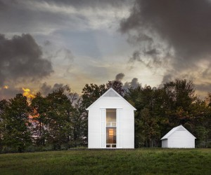 Passive Heating and Cooling Methods Create Efficient Pennsylvania Farmhouse