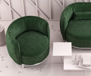 Pastry-Inspired Furniture by StudioPINE