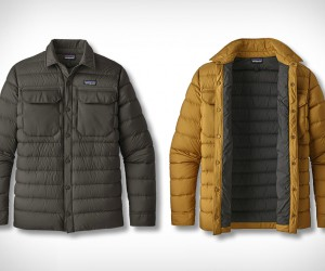Patagonia Silent Down Line