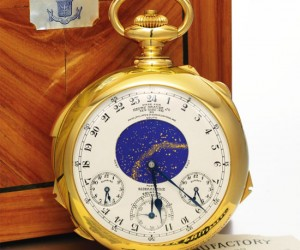 Patek Philippe Henry Graves Jr. Supercomplication auctioned for 24 million