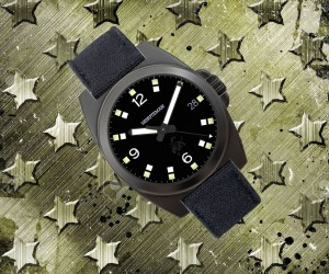Patriotic Watches Inspired By American Heroes on Indiegogo