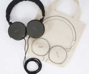 Paul Smith x Audio-Technica More Noise Headphones
