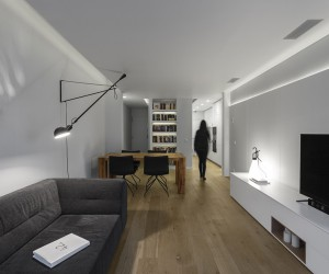 Paulo Martins Refurbishes A Flat In Barcelonas Eixample