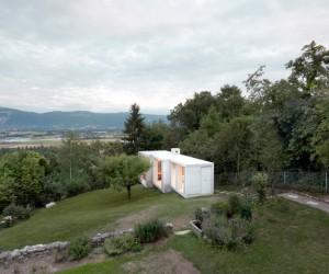 Pavilion Confignon by Dreier Frenzel