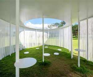 Pavilion Design by OBBA