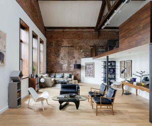 Pavonia Avenue Loft, New York City