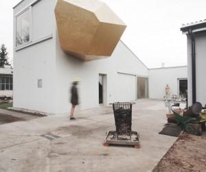 Pawe Althamers Studio Warsaw-Wesoa, Poland