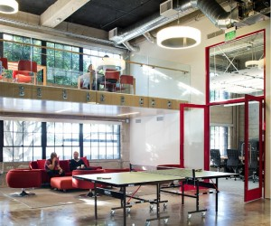 PCH in San Francisco: Innovative, Modern and Even Fun Office Design