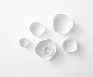 Pebble Bowl by Nendo for Italesse