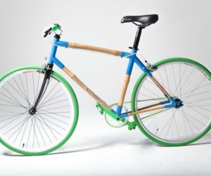 Pedal Forward: Bamboo Bicycle