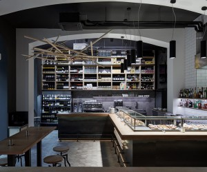 pejle Restaurant in Prague by COLL COLL