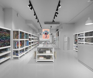 Pen Store Stockholm by Form Us With Love