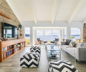 Pender Island Retreat by Johnson  McLeod Design Consultants